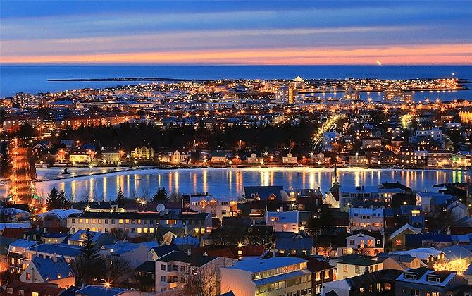 Keşfedilmeyi Bekleyen Güzellik Reykjavik