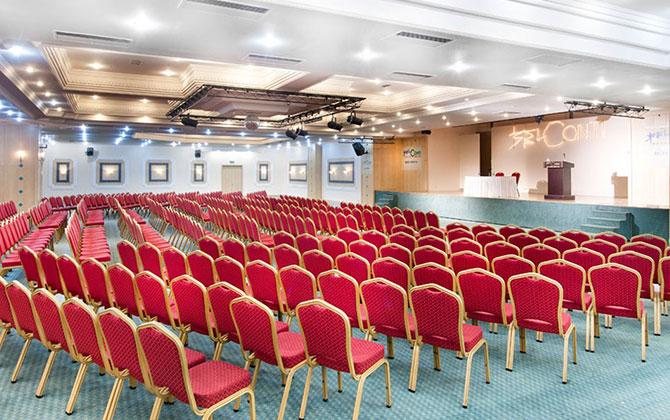 Belconti Resort Hotel – Toplantı Salonları