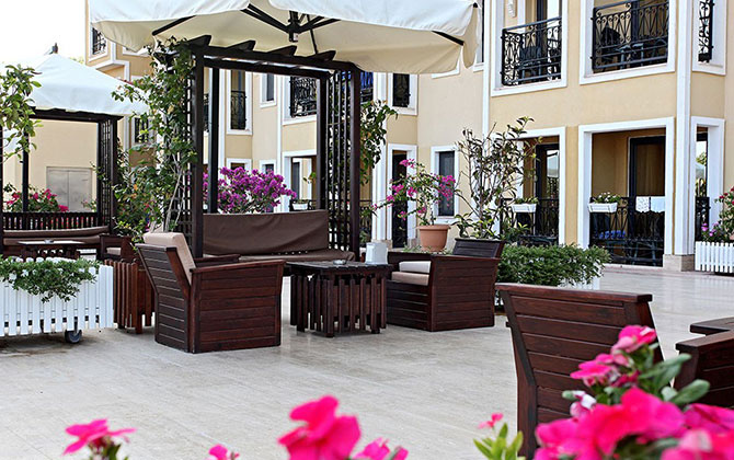 Club Hotel Phaselis Rose – Otel Fotoğrafları