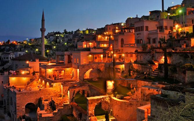 Fodor's 100 Hotel Awards'da Bir Türk Oteli