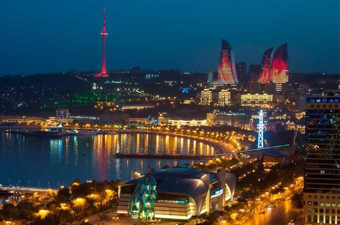 Azerbeycan'ın İncisi Bakü !