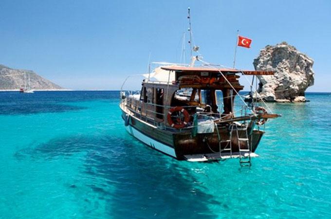 Akdenizin İncisi Kaş