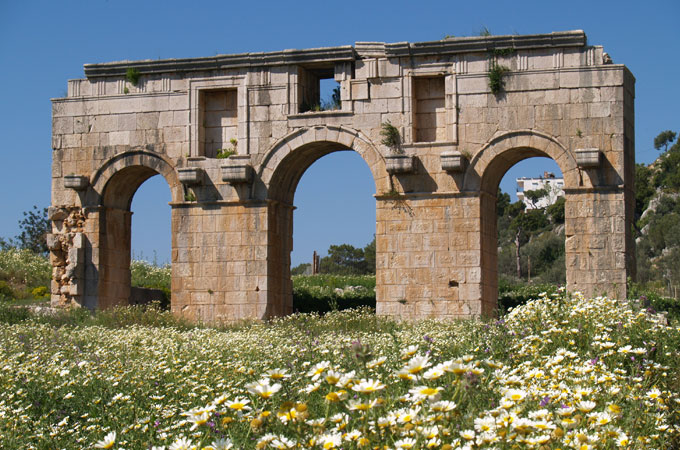 Ksanthos Vadisi Antalya
