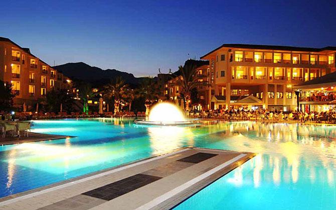 Le Jardin Resort Hotel – Otel Fotoğrafları