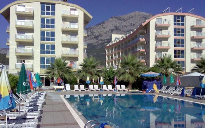 Lims Bona Dea Beach Hotel – Otel Fotoğrafları