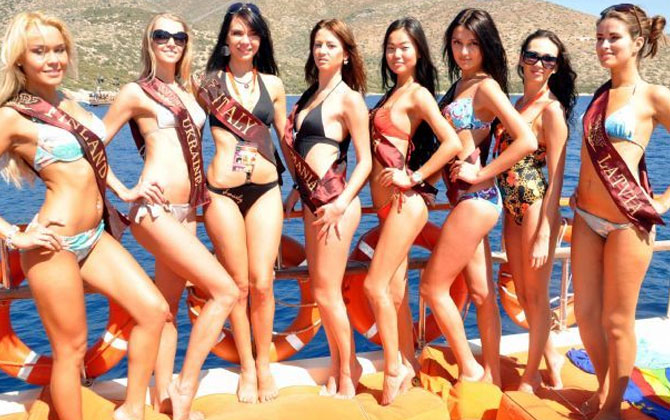World Final Princess of the Globe 2014 – Bodrum