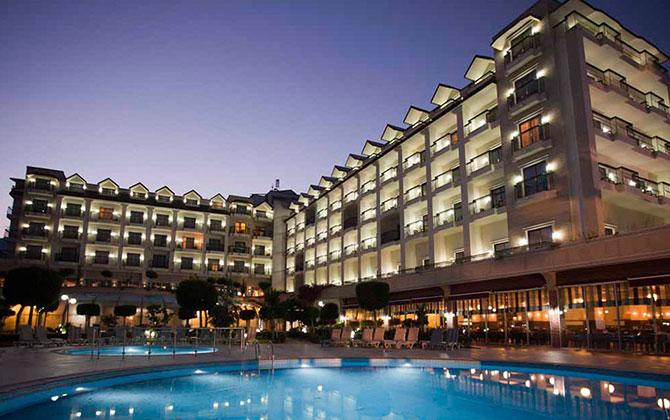 Palmet Resort Hotel – Otel Fotoğrafları