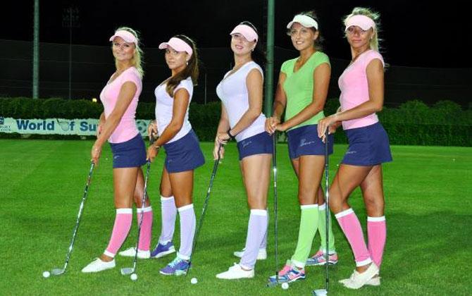 Starlight Golf Akademisi Açıldı !