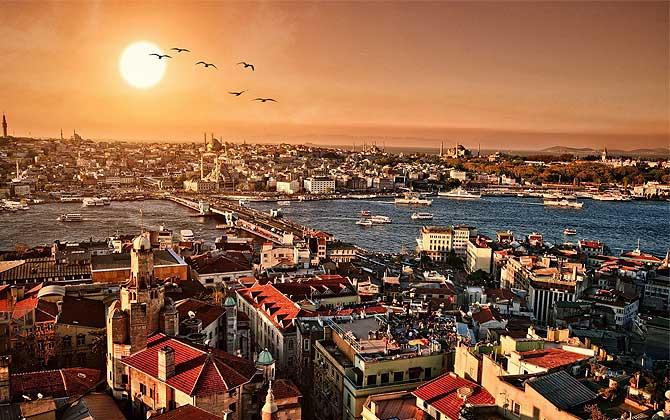 İstanbul Tatili İçin 10 İyi Neden