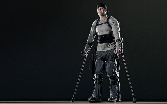 Ekso – Robotik iskelet