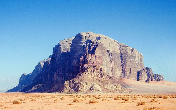 Kızılın Büyüsü Wadi Rum