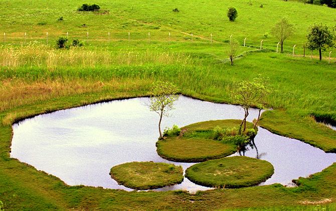 Yüzen Adalar