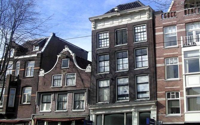 Anne Frank müzesi  duygulandırıyor