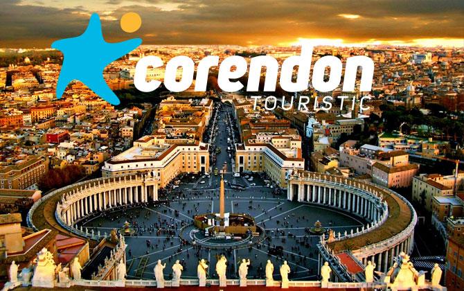 """Corendon yeni otel için hedef """"Barselona!"""""""