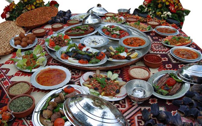 Ülkemiz İle Özdeşleşmiş Meşhur Yemekler