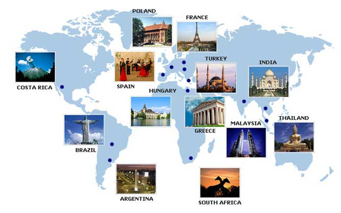travel tourism destinations in europe Get inspired for your next trip to europe the official travel portal of europe view all by region a tour of these delectable destinations is a trip worth.