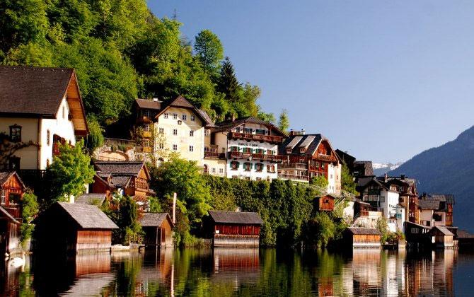Avusturya Hallstatt tatilini birde fotoğraflarla keşfedin!
