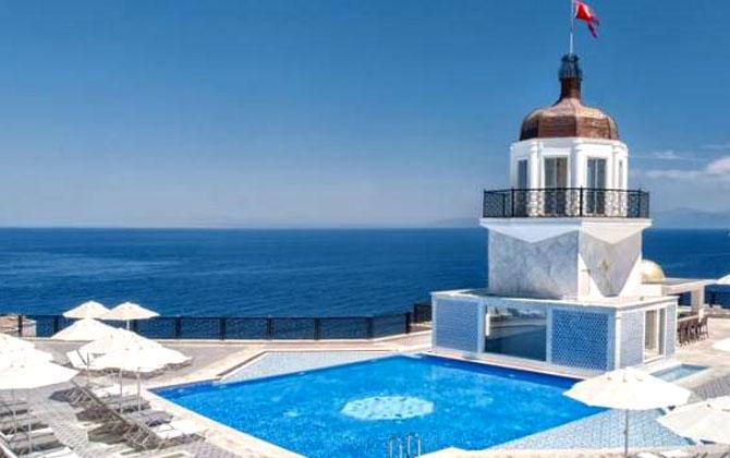 The Blue Bosphorus Hotel by Corendon'da büyüleyici tatil!