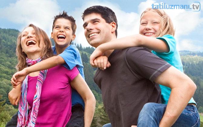 Türkiye'de en iyi 4 aile oteli!