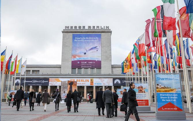BETUYAB, ITB 2015 fuarında Belek'i tanıttı