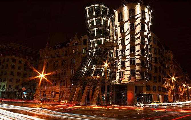 Çılgın mimarisiyle en ilginç yapılar