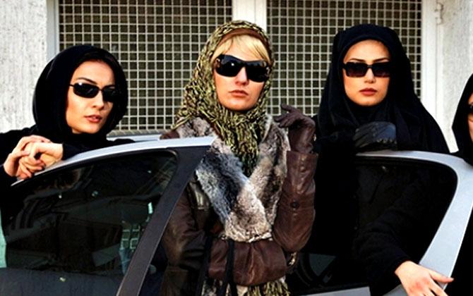 İran'ın tatil merkezi Türkiye!