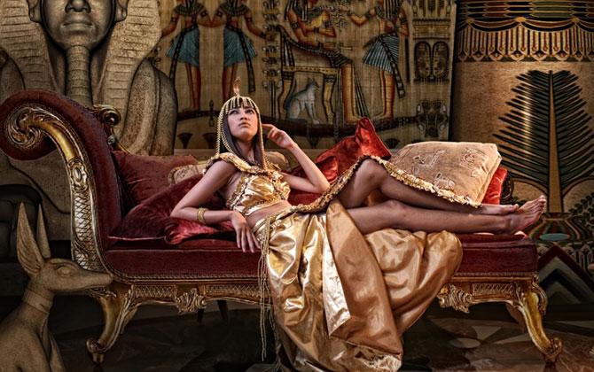 Eski Mısır'da yaşamış kadınların güzellik sırları