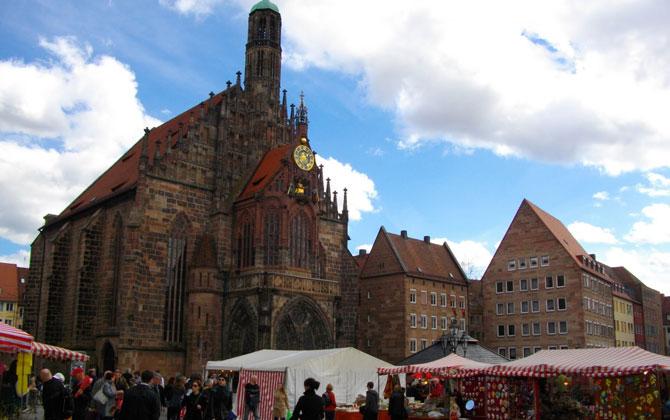 Küçük bir Nürnberg ziyareti