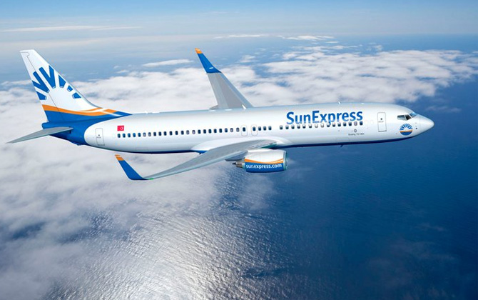 SunExpress, ITB Berlin Fuarı'na özel uçuş düzenledi