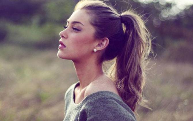 Uzun saçlar için modeller