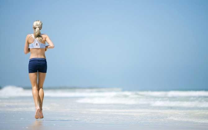 Tatilden önce doğum sonrası kilolardan kurtulun!
