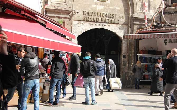 İstanbul Kapalıçarşı resimleri
