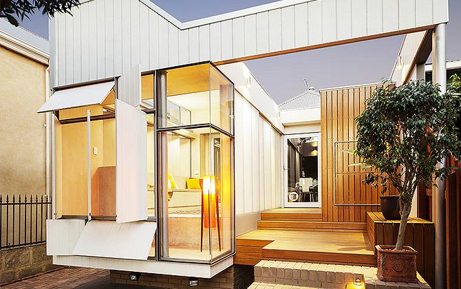 Philip Stejskal'ın muhteşem ev tasarımı!