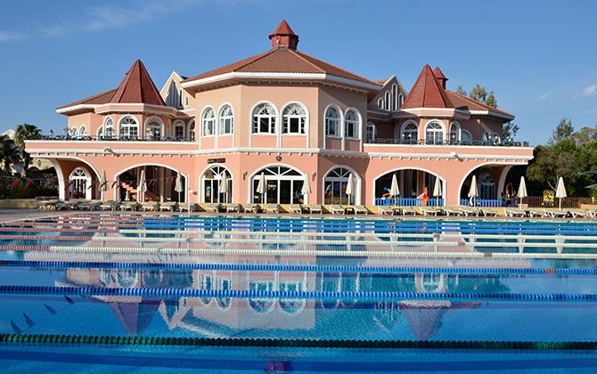 Sirene Belek Golf Hotel – Otel Fotoğrafları