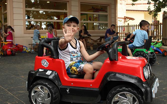 Holiday Club Kemer , çocuklarınız için bir tatil cenneti!