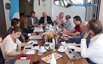 Corendon Vitality Hotel Amsterdam – Basın toplantısı