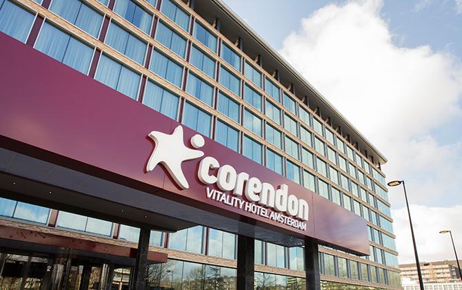 Corendon Vitality Hotel Amsterdam, misafirlerinin hizmetine açıldı!