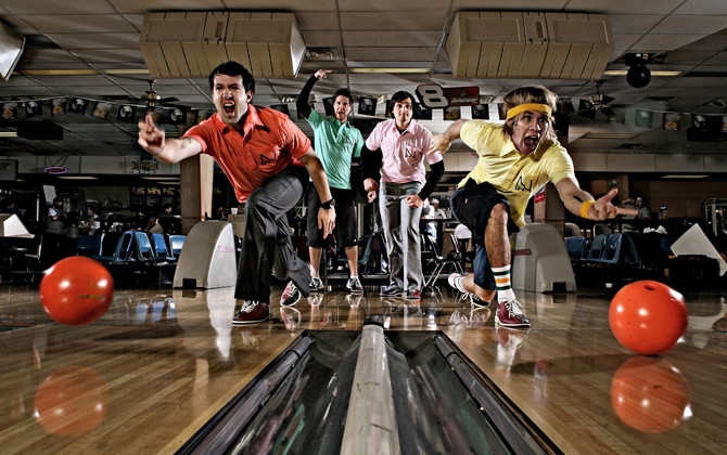 Ankara'da bowling nerelerde oynanır?