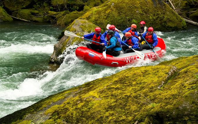 Dünyanın en iyi Rafting rotaları!
