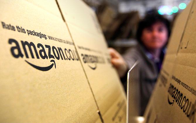 Amazon Türkiye'ye açılıyor!