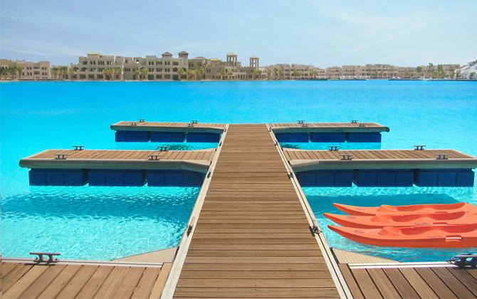 Dünyanın farklı bölgelerinde olan 5 teknolojik havuz!