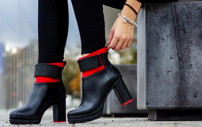 Kışın rahatlıkla topuklu ayakkabı giyebilmeniz için ipuçları!