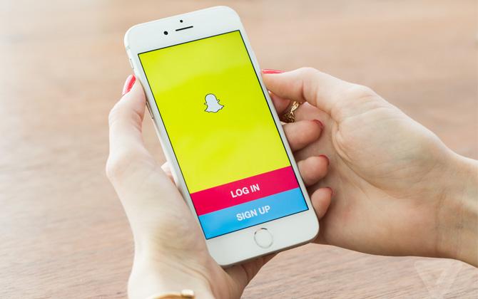 Snapchat uygulamasının adresi değişti!