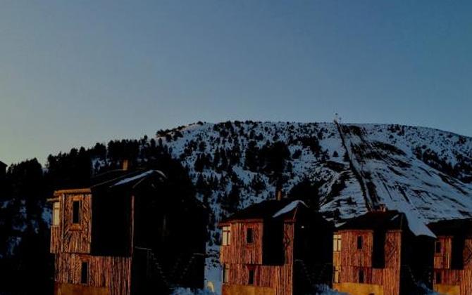 Doğu Karadeniz'in ilk kayak merkezi Zigana!