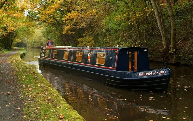 Konut fiyatlarındaki artış nedeniyle teknede yaşam yaygınlaşıyor!