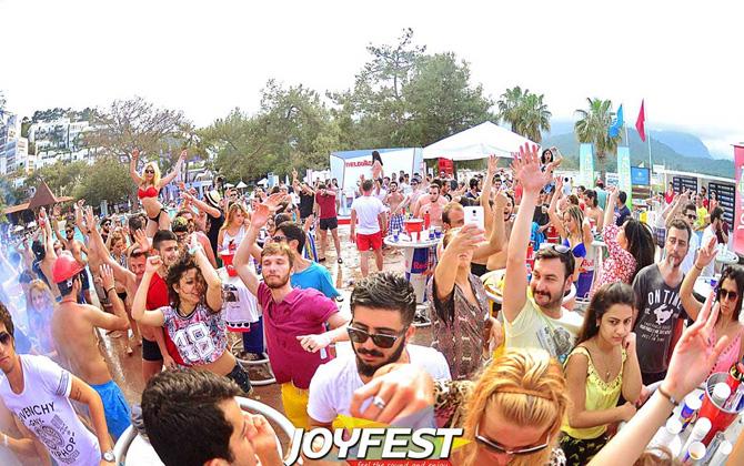 Joyfest; Antalya Kemer Holiday Club'ta başlıyor!