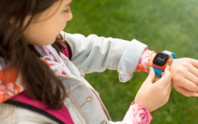 Akıllı çocuk saati Alcatel Move Time Türkiye'de satışa sunuldu!