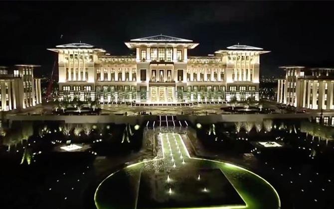 Dünyanın en görkemli hükümet binaları!