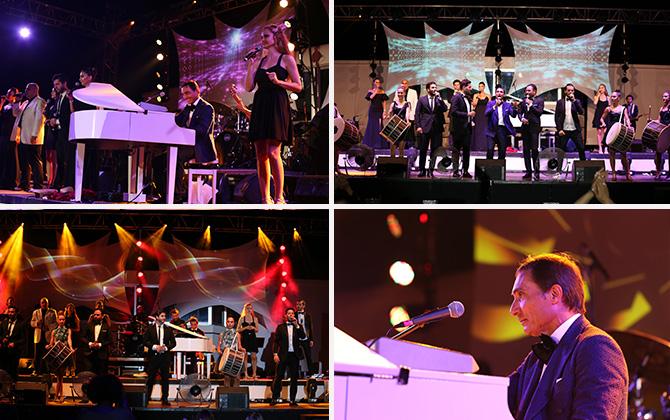 Robinson Club Masmavi'de Behzat Gerçeker & ENBE Orkestrası rüzgarı esti!
