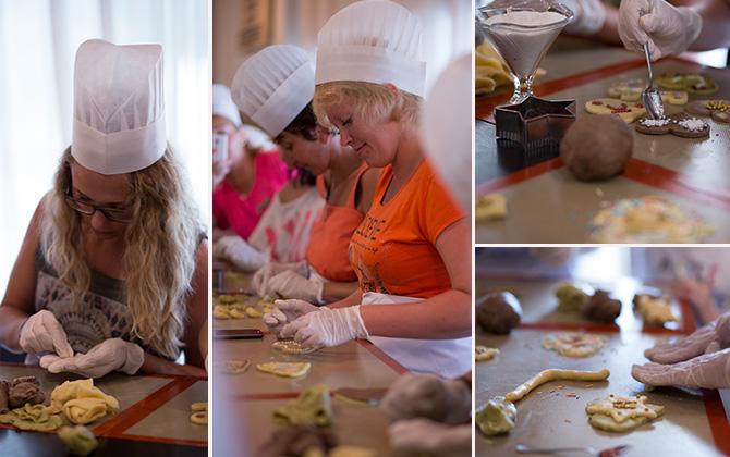 IC Green Palace misafirleri, ICookie Workshop etkinliği ile keyif dolu bir tatil geçiriyor!